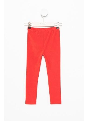 DeFacto Kız Bebek Pantolon Kırmızı